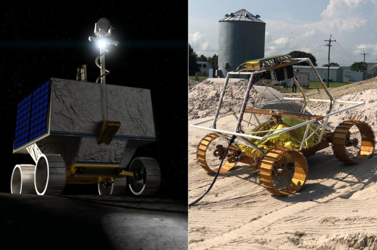 NASA's VIPER lunar rover will hunt water on the Moon in 2022 Mission