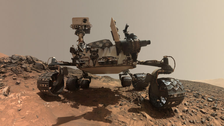 Oxygen Found on Mars: NASA's Curiosity rover  mystery on Red Planet