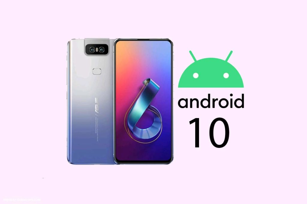 Download-and-install-AOSP-Android-10-Q-ROM-for-Asus-Zenfone-6-Asus-6Z