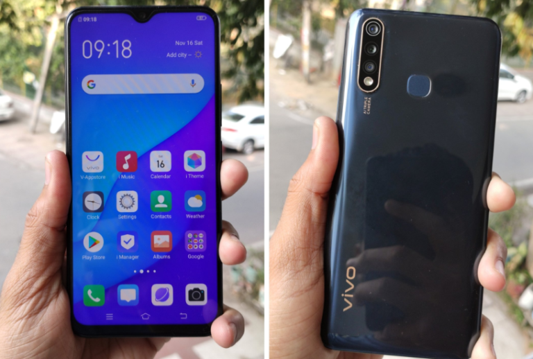 Vivo U20 Full Price, Specifications, features and more