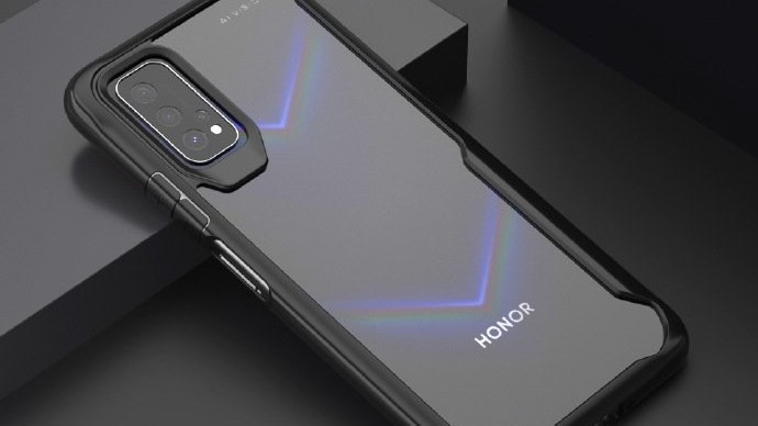 Honor V30 Pro with Dual hole-punch Display