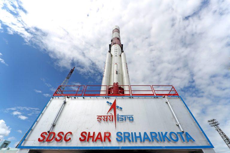ISRO's Border Surveillance Satellite RISAT-2BR1 launch from Satish Dhawan Space Centre at Sriharikota