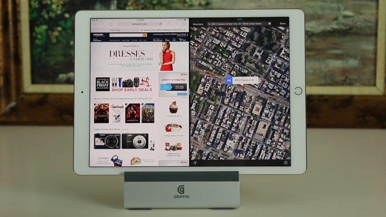 How to use split screen mode on iPad,iPhone