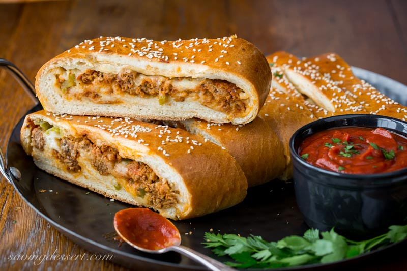 Cheesy-Meatball-Stromboli-4