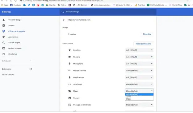 How to Run Adobe Flash on Google ChromeS
