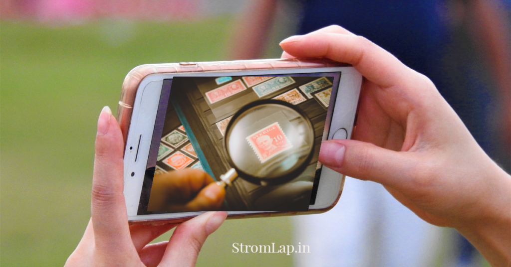 How to Use your iPhone and iPad camera as a magnifying glass